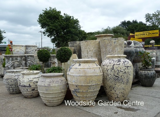 Extra Large Atlantis Beehive Ribbed Pot Woodside Garden Centre Pots To Inspire