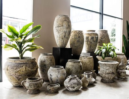 Woodside Garden Centre Essex Pots To Inspire Garden