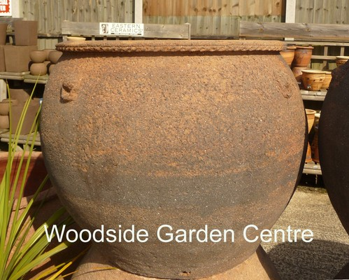 4 X Large Old Stone Classic Ali Baba Pot Woodside Garden Centre Pots To I