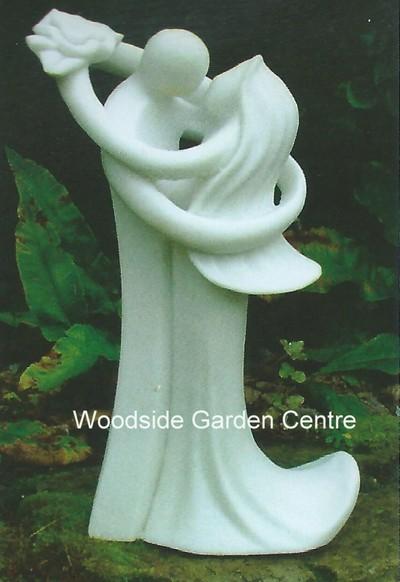 Enigma Small Contemporary Forever Home Or Garden Statue