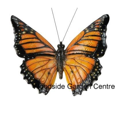 Vivid Arts Large Resin Butterfly D Garden Ornament