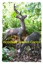 Large Metal Stag and Deer Home or Garden Ornament