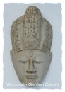 Soveriegn Stone Medium Buddha Head Plaque