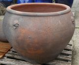 4x Extra Large Old stone Olive Tree Pot Planter