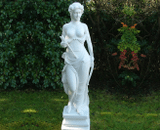 Enigma Diana the Huntress Sculpture Statue