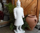 Large Standing Chinese Warrior Home or Garden Statue