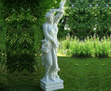 Extra Large Marble Resin Melanie Statue Garden Ornament