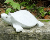 Marble Resin Small Tortoise Home or Garden Ornament