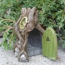 Fairy Garden Tree Root House Fairy Garden Ornament