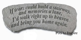 Hazelmill Decorative Memorial Bench Style B