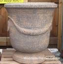 8 x Extra Large Old Stone French Versailles Planter